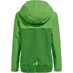 VAUDE Turaco II Chaqueta Niños, verde